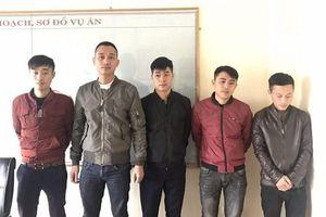 Hà Tĩnh: Khởi tố, bắt giam nhóm côn đồ đánh người thương tích