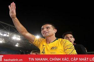 Những huyền thoại châu Á vắng mặt đáng tiếc ở Asian Cup 2019
