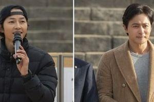 Song Joong Ki xuống sắc thấy rõ sau khi lấy vợ khiến người hâm mộ xót xa