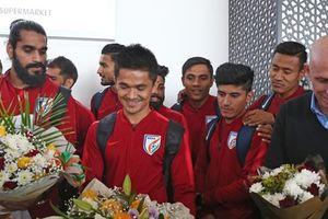 Đội tuyển đầu tiên đặt chân đến UAE, sẵn sàng cho Asian Cup 2019