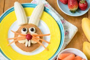 Ngạc nhiên với những tác phẩm tuyệt đẹp được sáng tạo từ đồ ăn