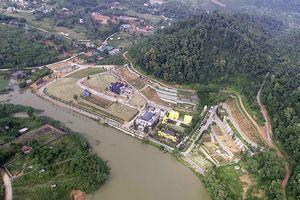 Vụ 'xẻ thịt' rừng Sóc Sơn: TP Hà Nội cho phép huyện cưỡng chế 18 công trình