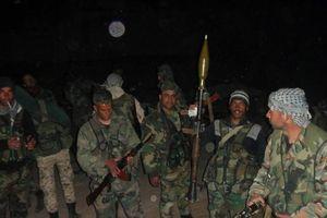 Quân đội Syria bẻ gãy cuộc đột kích mới của 'quân nổi dậy', diệt một số tay súng ở bắc Hama