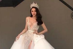 Đến hẹn lại lên, Hương Giang đã sẵn sàng 'đại náo' Miss International Queen 2019