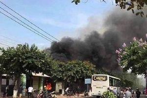 Danh tính 6 nạn nhân tử vong trong vụ cháy quán nhậu ở Đồng Nai
