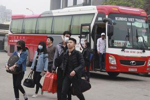 Hà Nội công khai 2 đường dây nóng giải quyết các vấn đề vận chuyển trong dịp Tết 2019