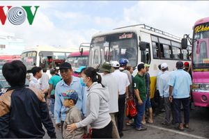 Bến xe khách Cần Thơ ngưng hoạt động từ ngày 1/1/2019