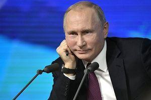 Đại tá Lê Thế Mẫu: Tổng thống Nga Putin là chính khách uyên bác
