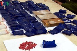 Triệt phá vụ án ma túy tại Nghệ An