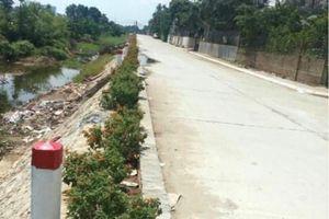TP. Hà Nội chỉ đạo làm rõ vi phạm tại DA đường liên xã ở Thanh Trì