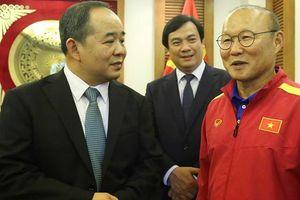 Đại sứ Hàn Quốc: 'Nhờ có HLV Park Hang-seo mà Việt Nam và Hàn Quốc đã trở thành một gia đình'