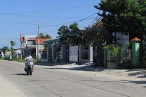 Quảng Nam: Duy Thành tạo đột phá xây dựng hạ tầng