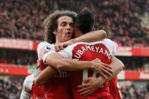 Arsenal thắng đẹp Burnley 3-1