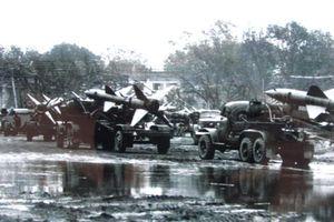 Tổ chức lực lượng chống tập kích đường không chiến lược