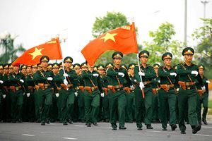 Oai hùng Quân đội Nhân dân Việt Nam sau 74 năm xây dựng và phát triển
