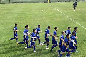 Đội tuyển Việt Nam tích cực tập luyên trước thềm Asian Cup 2019