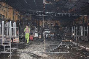 Video nhân chứng kể về vụ cháy quán ăn ở Đồng Nai khiến 6 người tử vong