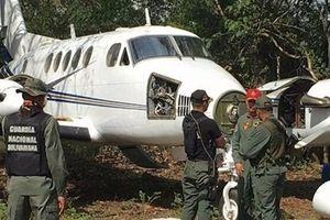 Venezuela bắt giữ hàng loạt máy bay chở ma túy