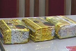 Cảnh sát biển phá đường dây ma túy lớn qua Cửa Lò