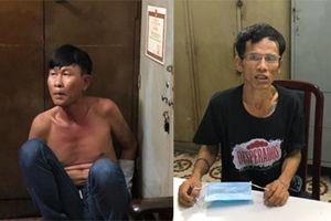 Đặc nhiệm tóm gọn 2 tên trộm xe máy ở trung tâm Sài Gòn