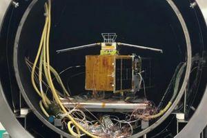 Vệ tinh 'nhỏ như hộp bánh' giúp TQ vươn lên trong cuộc đua vũ trụ