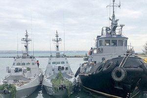 Mỹ hỗ trợ hải quân Ukraine 10 triệu đô sau vụ đụng độ với Nga