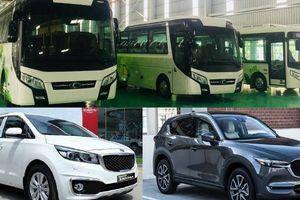Doanh nghiệp ô tô Việt sắp xuất khẩu sang ASEAN
