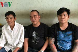 Bắt khẩn cấp băng nhóm cho vay nặng lãi ở Bình Tân