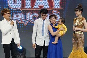 Đại Nghĩa – Hari Won phấn khích trước tiết mục múa lấy chủ đề sóng gió trong gia đình
