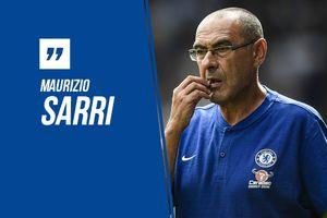 HLV Sarri chỉ trích Chelsea 'không giống một đội bóng'