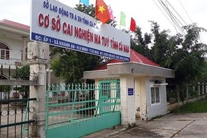 Hàng chục học viên cơ sở cai nghiện tại Cà Mau trốn trại
