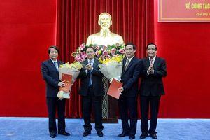 Bộ Chính trị chuẩn y ông Bùi Minh Châu giữ chức Bí thư Tỉnh ủy Phú Thọ