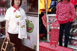 Bà mẹ U60 chất ngầu được mệnh danh là 'bà trùm' thời trang đường phố