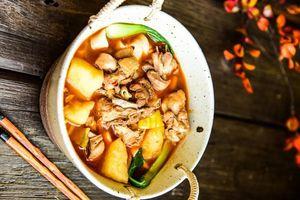 Món ăn duy nhất giúp bữa cơm tối mùa đông ngon khó cưỡng
