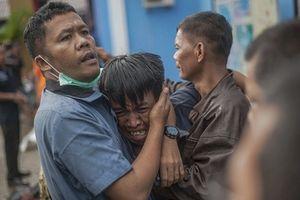 Nhân chứng kể khoảnh khắc sóng thần ập vào Indonesia: Cầu nguyện, chạy xa nhất có thể