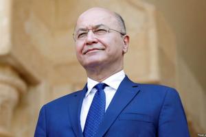 Tổng thống Iraq: Mỹ rút quân khỏi Syria là 'chất xúc tác cho hòa bình'
