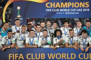 Real Madrid dễ dàng đăng quang FIFA Club World Cup 2018
