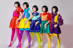 Dàn mẫu nhí Asian Kids Fashion Show khoe phong cách cá tính