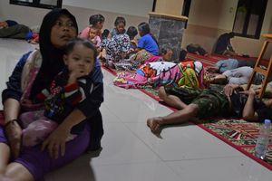 Sóng thần tại Indonesia: 43 người thiệt mạng, hàng trăm người bị thương