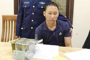 Cảnh sát biển bắt giữ đối tượng vận chuyến 6 bánh heroin tại cảng Cửa Lò