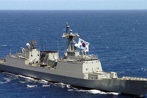 Quân đội Hàn bác bỏ cáo buộc khóa mục tiêu vào máy bay tuần tra Nhật
