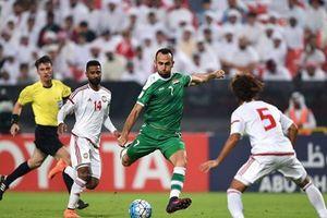 Tuyển Iraq tổn thất lớn trước thềm vòng chung kết Asian Cup 2019