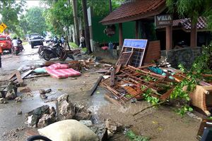 Điện thăm hỏi lãnh đạo và nhân dân Indonesia sau thảm họa sóng thần