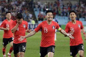 Asian Cup 2019: HLV Paulo Bento chốt danh sách chính thức của ĐT Hàn Quốc