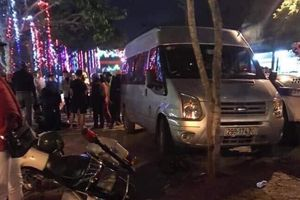 Tài xế say rượu gây tai nạn liên hoàn ở Lào Cai