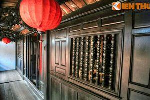 Ngắm nhà cổ phong cách Việt - Nhật - Hoa độc đáo nhất Hội An