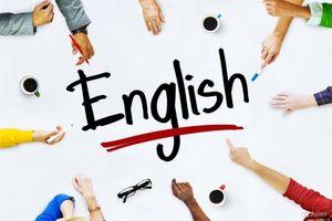 Suy ngẫm về nhận định 'trong tương lai gần, tiếng Anh sẽ không tồn tại'
