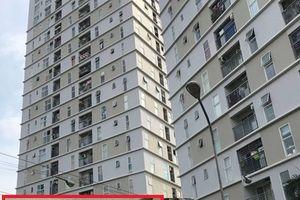 TP.HCM: Bé gái 6 tuổi rơi từ tầng cao chung cư Thủ Thiêm Sky xuống đất tử vong