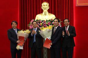 Phú Thọ chính thức có tân Bí thư tỉnh ủy