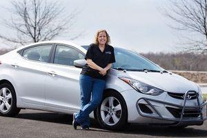 Hyundai Elantra đi 1,6 triệu km trong 5 năm